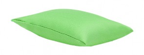 Lime Green Water Resistant Filled Juggling Play Bean Bag