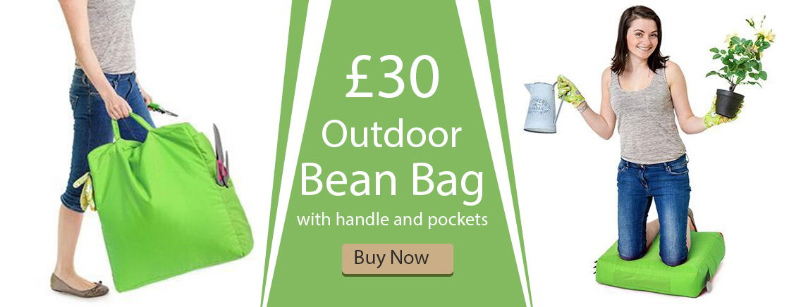 Bean Bag Gardening Knee Pads in UK